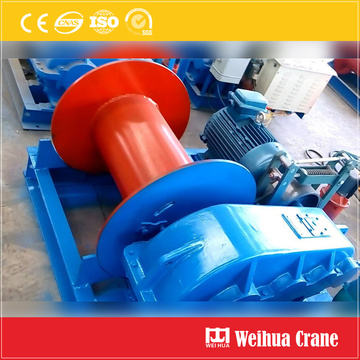 Open Winch Hoist