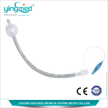Manufactur standard for Disposable Tracheal Tube,Nasal Tracheal Tube,Oral Preformed Tracheal Tube,Colorful Oropharyngeal Airway Manufacturers and Suppliers in China Disposable Reinforced PVC Endotracheal Tube with cuff export to China Macau Manufacturers