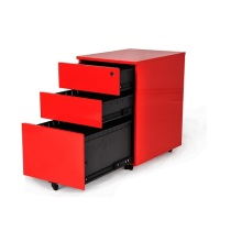 Good Quality for Wooden Storage Cabinet modern style Office design metal file cabinet export to Micronesia Wholesale
