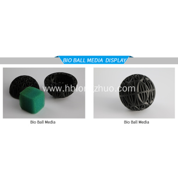 Moving Bed Biofilm Aquarium Filter Media Bio Balls