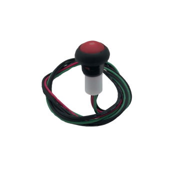 Self Lock Waterproof Push Button Switches With Wire