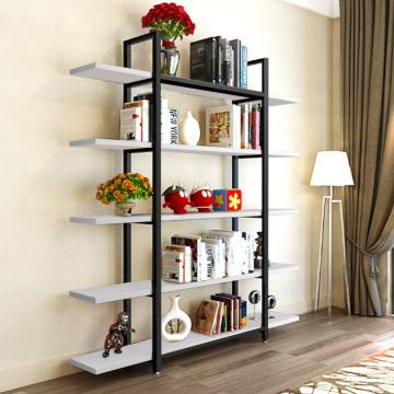 black metal bookcase room divider