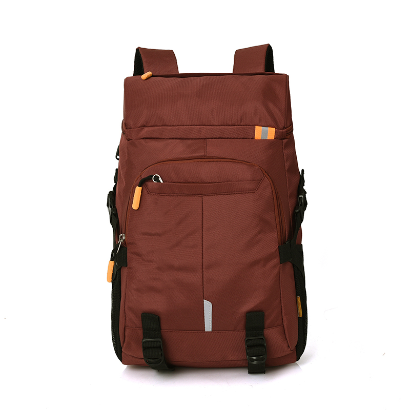 Outdoor leisure double backpack