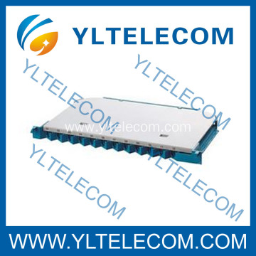 12 Core FC/SC Fiber Optic Splicing Tray Round Type
