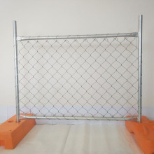PVC Coated Best Price Galvanized Chain Link Fence