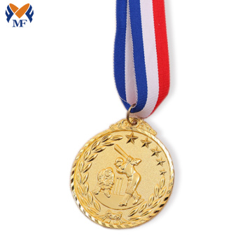 Custom baseball medals and awards