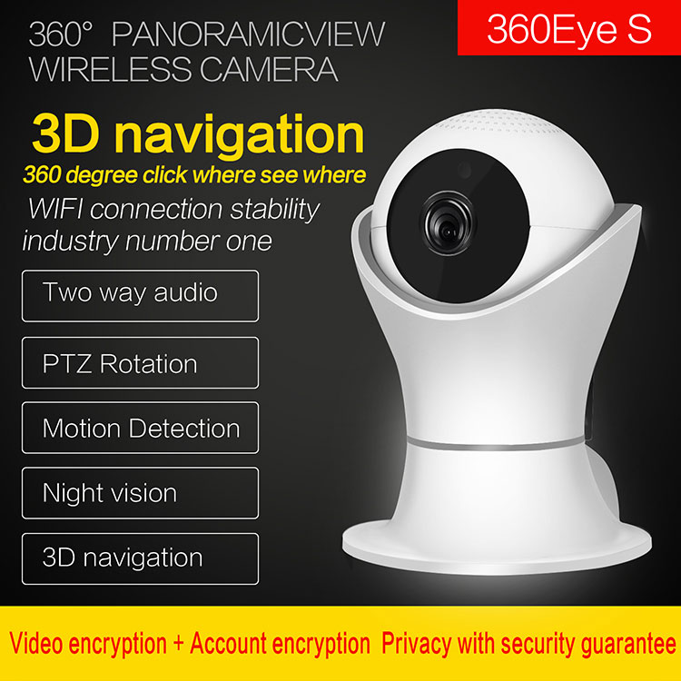 1080P home security camera