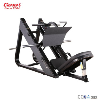 High Quality for China GYM Equipment, America Design Gym Machine, Commercial Gym, Gym Machine Supplier Gym Fitness Machine Leg Press 45 degree supply to Poland Factories