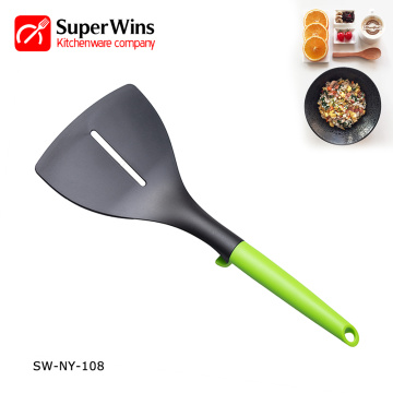 New Product Nylon Kitchenware Slotted Turner