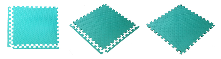 EVA Comfortable Anti-slip Exercise Tatami Mat