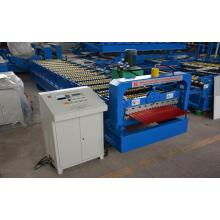 metal corrugated roofing forming machine
