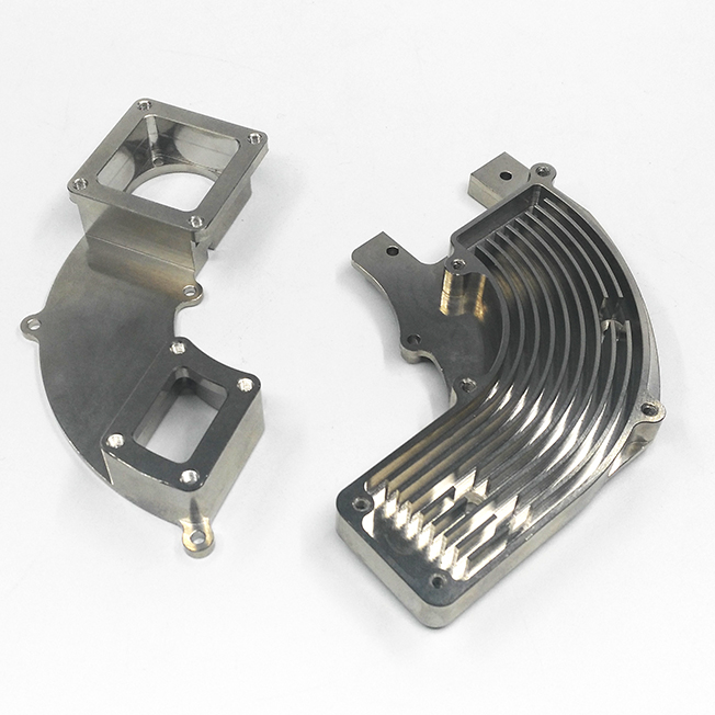 Nickel Plating Machining aluminum Parts