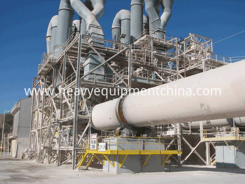 Cement Clinker Calcining Equipment