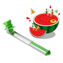 Amazon Hotting Summer Stainless steel Watermelon Slicer