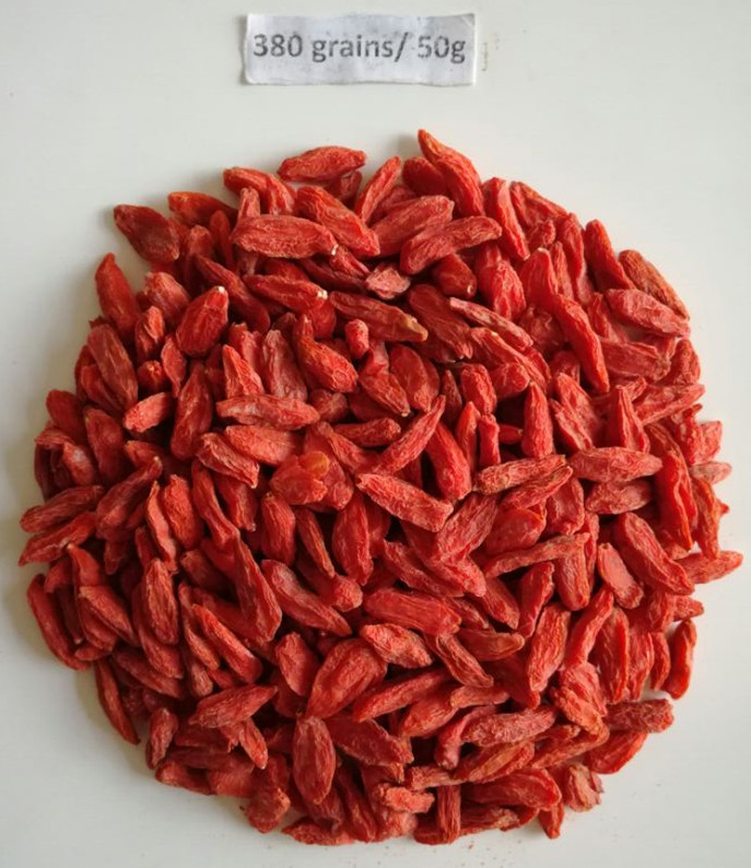 380 grains Goji berry-Zhongning Jiding