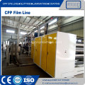 Film CPE film Casting film machine