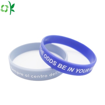 Promotional Fashion Silicone Bracelet for Gift