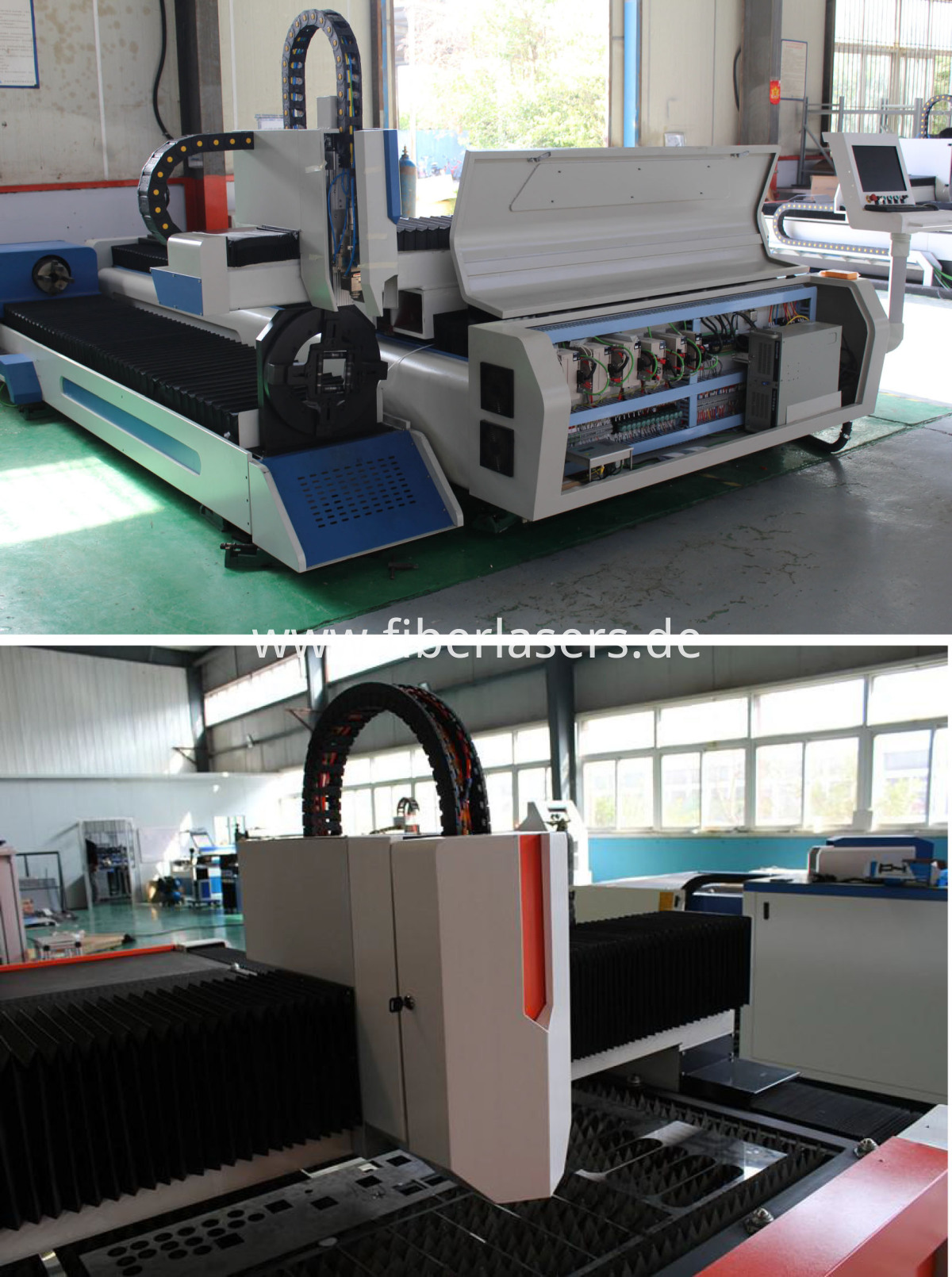cnc laser metal cutting machine