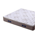 Double spring bed mattress