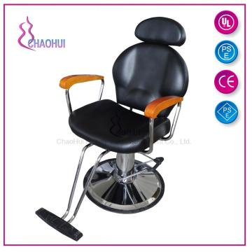 High back style chair