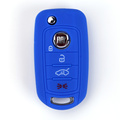 Capa de silicone fiat 500 fob key shell cases