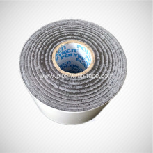 Factory directly for China Outer Wrap Tape,Black Anticorrosion Tape,Oil Pipe Wrap Tape,Pipeline Inner Tape Supplier Polyken955 PE Pipe Wrapping Tape export to Eritrea Manufacturer