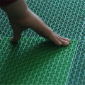 non-slip interlocking pp floor tile for garden platform