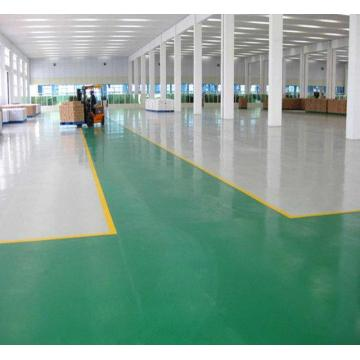 Dust-proof epoxy floor coating storage