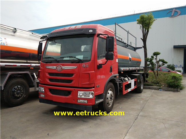 Hydrochloric Acid Transport Truck