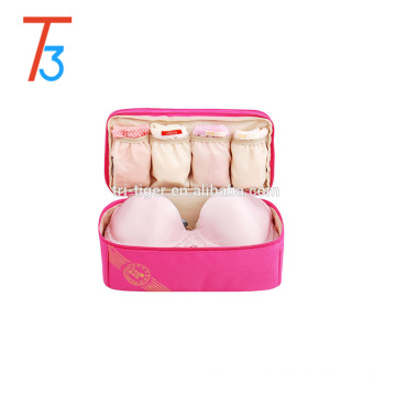 luggage Packing Bag Case ,Portable Travel Underwear Socks Divided Pouch Organizer