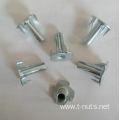 m4x16 Zinc Plating carbon steel Tee Nuts