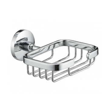 Hotel Bathroom Stainless Steel Soap Basket product