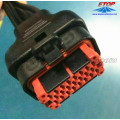 Molded tyco ECU connector cable