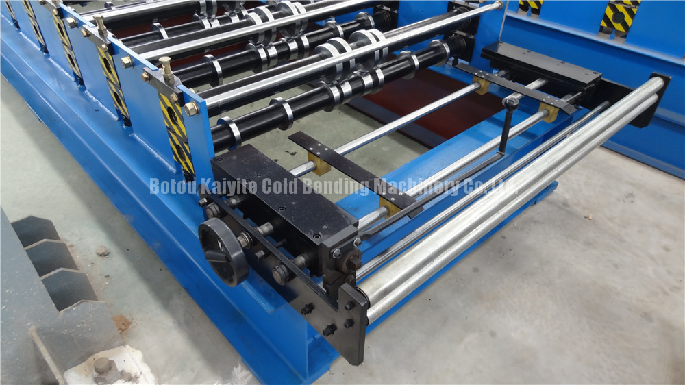 Metal Roofing Machinery