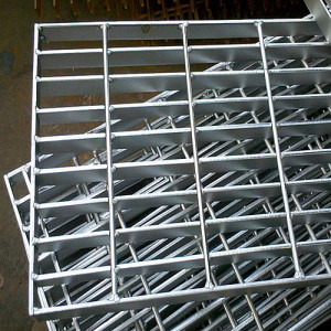 Press Welded Steel Grid