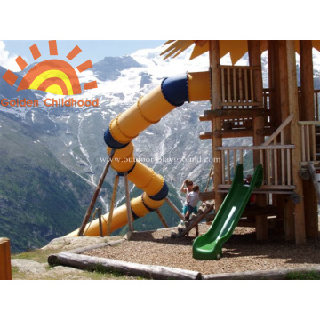 Outdoor Adults Turbo Tube Slide Equipment For Sale