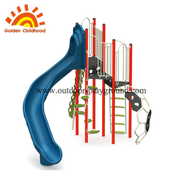 Simple Climbing Park Outdoor Playground Equipment For Sale