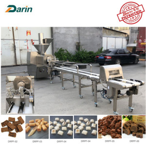 Wholesale Distributors for Pet Snack Extrusion Machine Jerky Treats Cold Extrusion Forming Machine for Dog Snacks export to Norfolk Island Suppliers