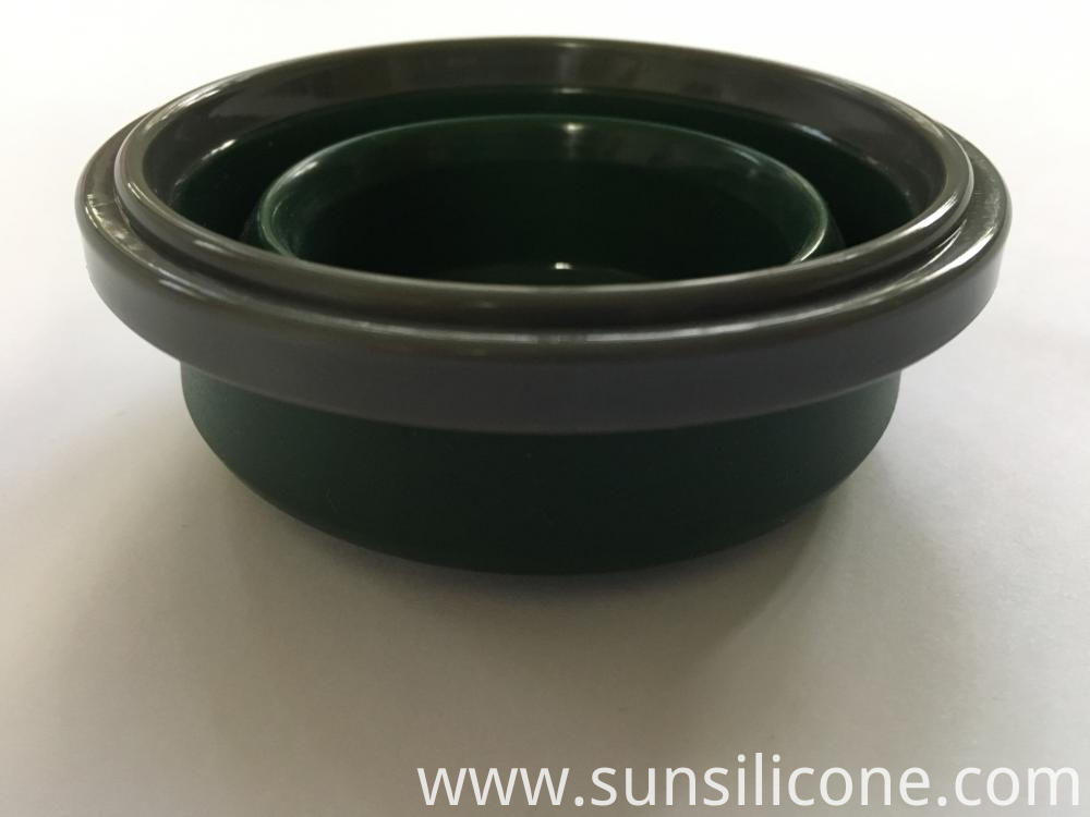Silicone Collapsible Water Cup