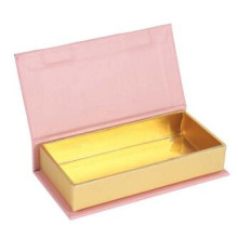 Custom Magnetic Gold Special Paper Lash Box
