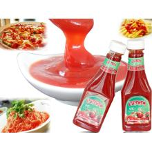 Europe style for 70g Pouch Tomato Paste Tomato Ketchup in Bottles supply to New Caledonia Importers