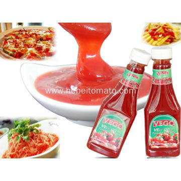 Sauce Product with Fresh Style