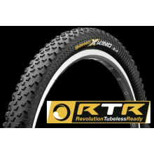CONTINENTAL X-KING PROTECTION 26INCH TYRES - TR