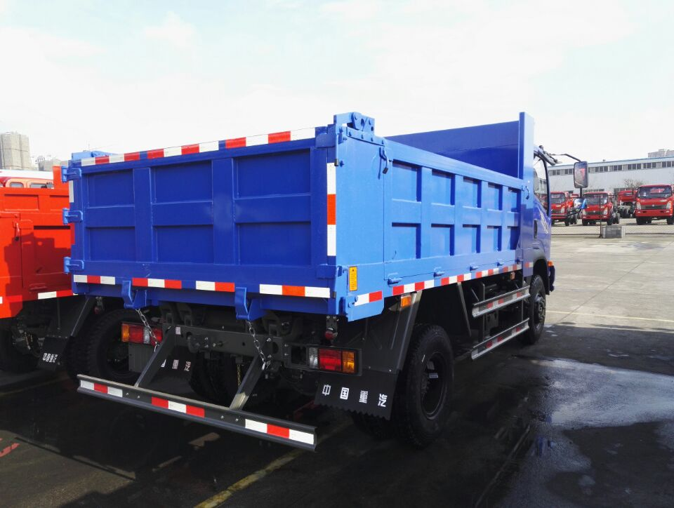 CDW Series Light Mini 3 ton Dump Trucks