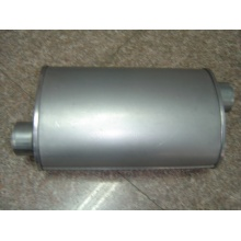 Good Quality for Rear Muffler Oval Muffler With Spoggits supply to Cook Islands Wholesale