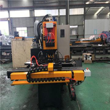 Punching Drilling & Marking Machine Plate Steel Processing