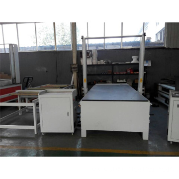 cnc hot wire foam milling router