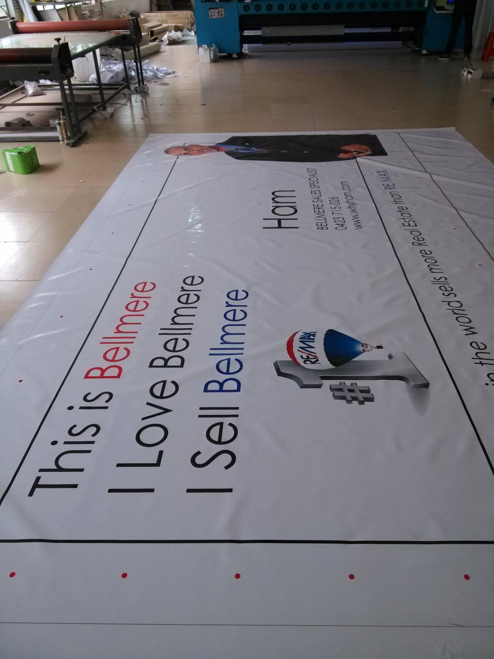Indoor Vinyl Backdrop Banner Printing