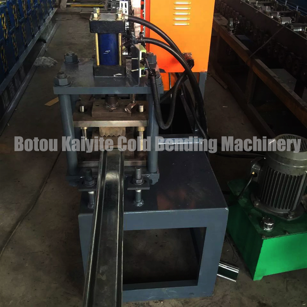 Shutter Door Slat Forming Machine