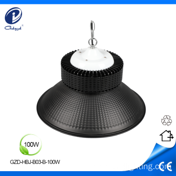 Professional fin radiator design 100W high bay light